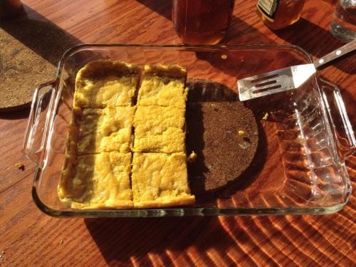 Blender Batter Gluten / Dairy Free Dutch Baby (a.k.a. German Oven Pancake)